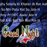 Good Night Message & SMS In Hindi For Friends | Good Night Whatsapp Status