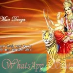 Navratri Messages for Whatsapp in Hindi 2018, Facebook and SMS, Navratri status for whatsapp