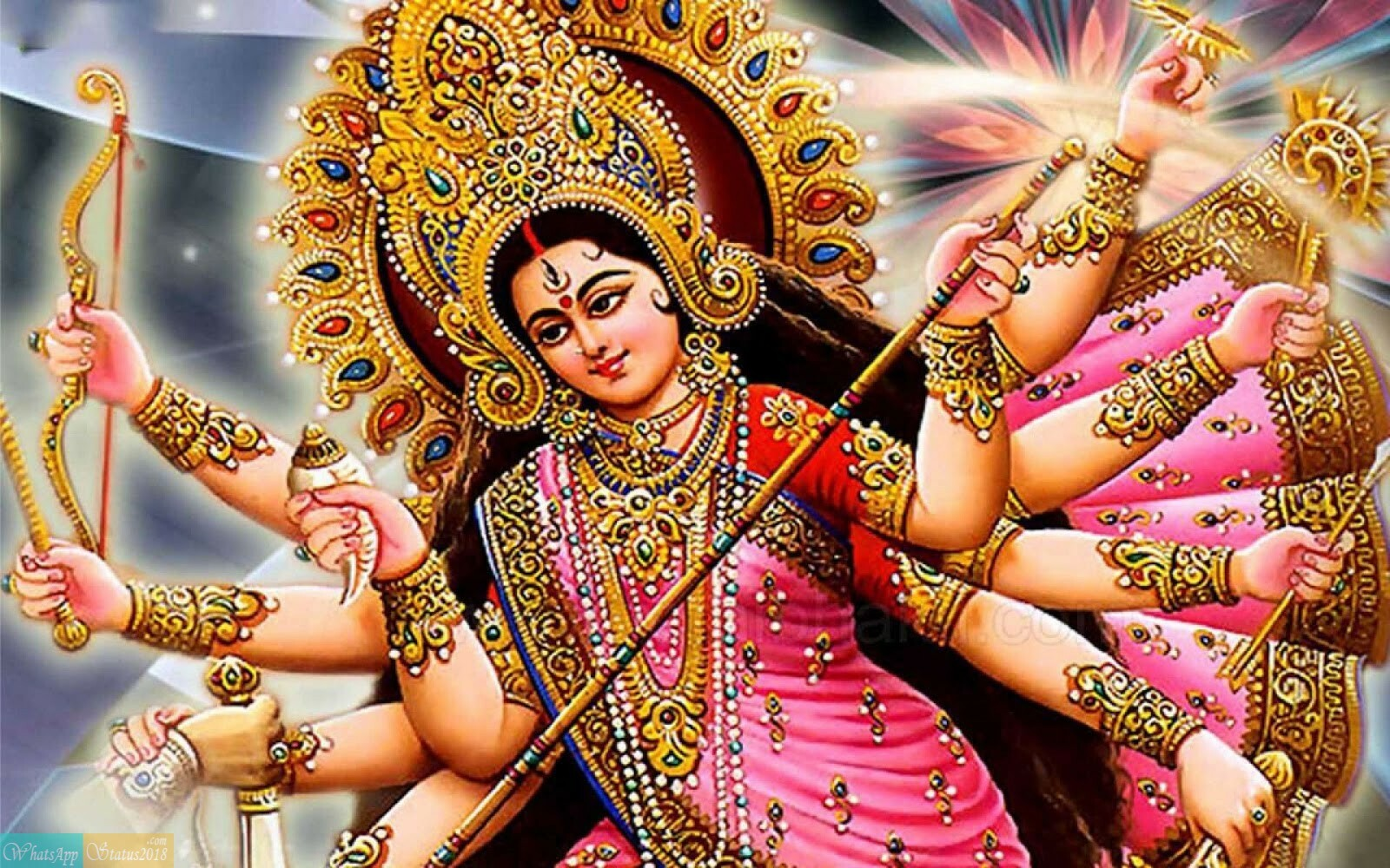 Durga Puja 2019 Wishes Picture Wallpaper Photos Pics Durga Puja Quotes With Images