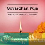 Happy Govardhan Puja 2018 Images, Wishes, SMS