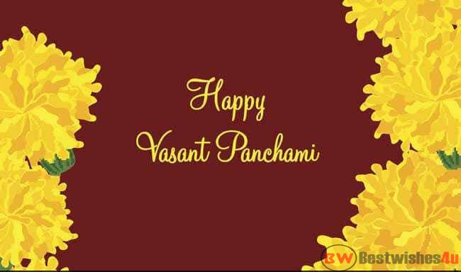 Happy Basant Panchami 2019 Wishes Images | Saraswati Puja Images, Wishes, Messages