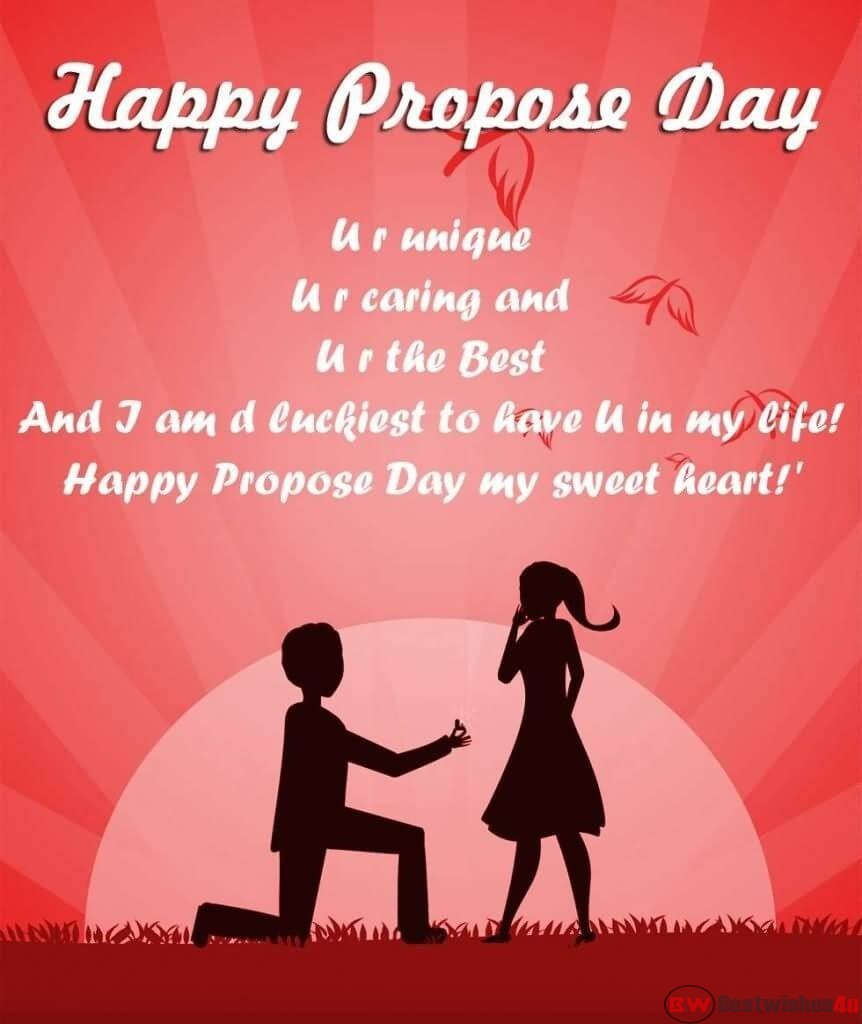 Happy Propose Day Photo | Romantic Propose Day Images | Happy Propose Day 2019