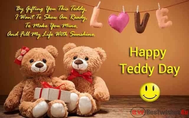 Happy Teddy Day 2019: Teddy Bear Images, Teddy Day Wallpaper, Whatsapp Status