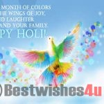 Happy Holi Wishes, Images, Status SMS, Shayari & Quotes 2019