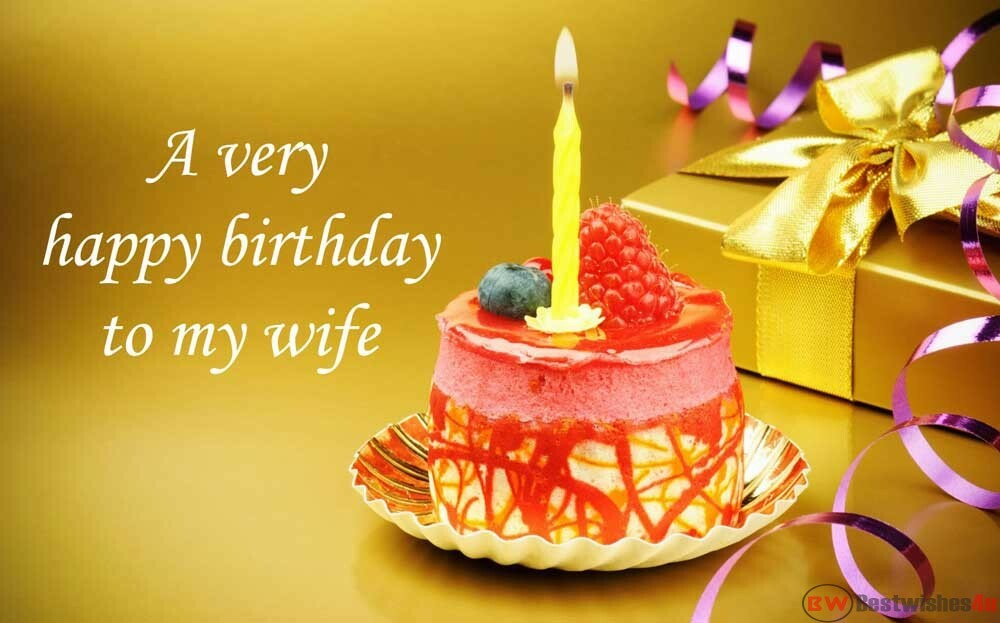 Happy Birthday Wishes for Wife with images | Happy Birthday Images For Wife