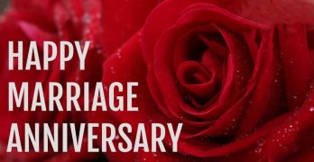 Happy Marriage Anniversary Status in Hindi, Wedding Anniversary Wishes in Hindi